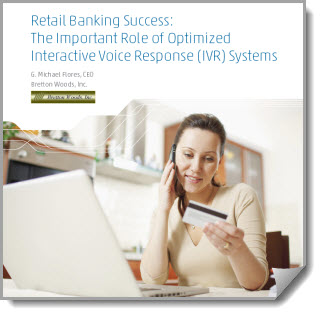 Retail Banking Succes - Optimized Banking IVR