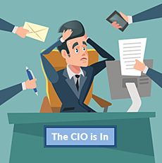 CIO is in