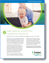 Multi-Agency Hosted Contact Center Case Study