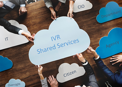Government IVR shared services