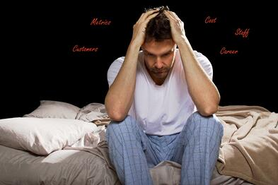 Contact Center Exec: 5 pains keeping you up at night can be fixed
