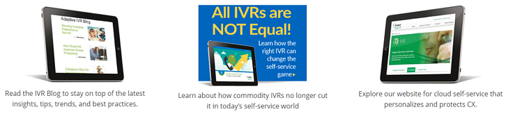 Contact Solutions IVR