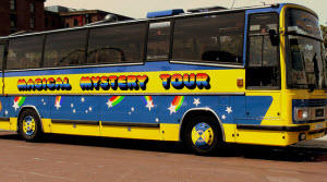 Digital Engagement - Customer Journey Magical Mystery Tour