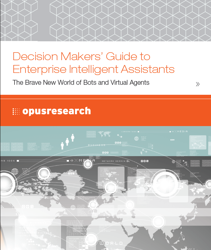 Decision Makers' Guide to Enterprise Intelligent Assistants