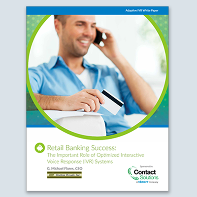 Optimized IVR and Retail Banking Success