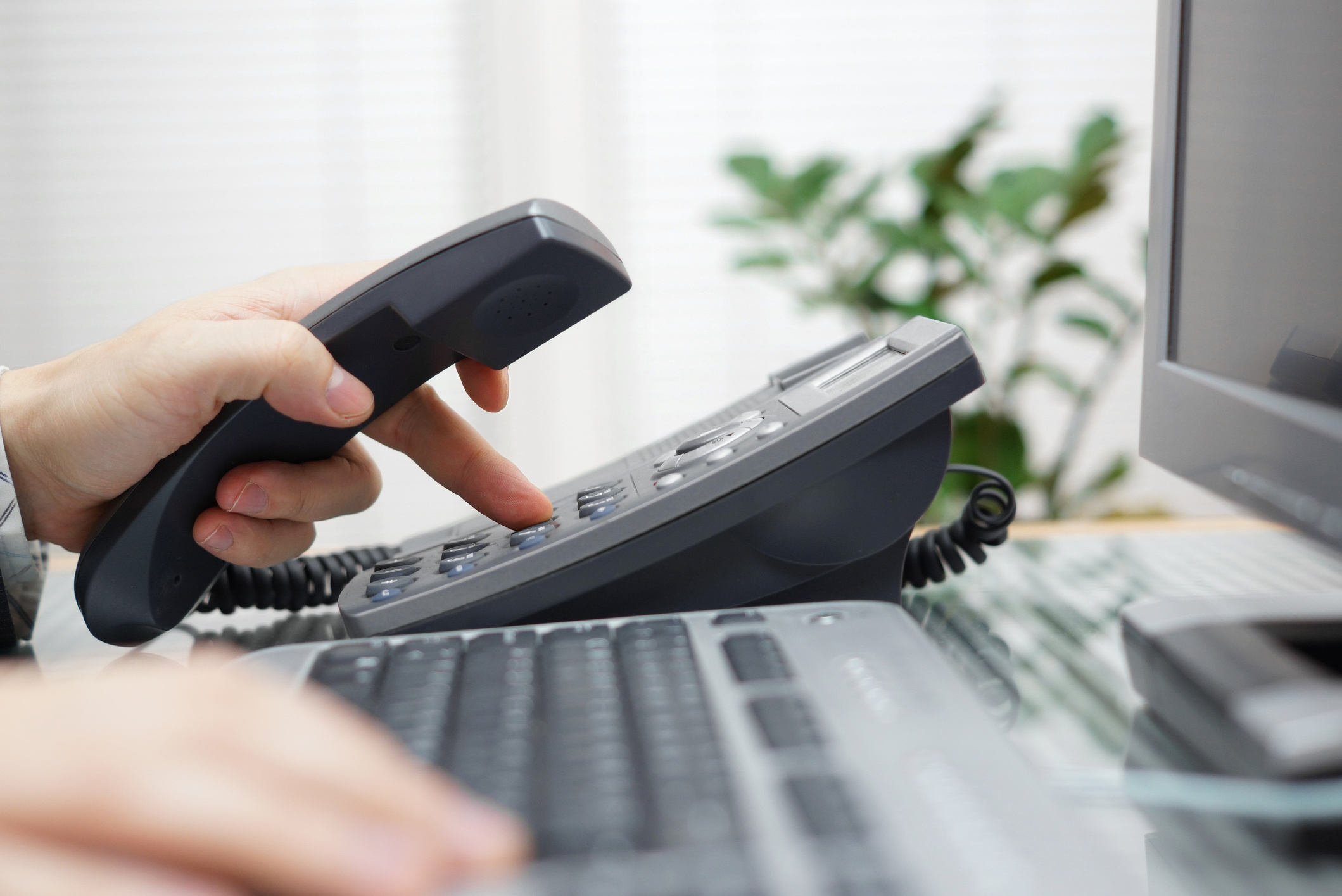 pick up phone and call customer service