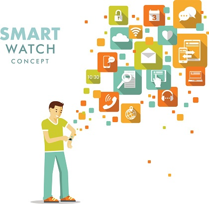 Does a Smart Watch Tell Better Time?  Digital context changes everything.